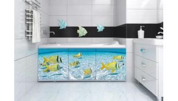 Фронтальные панели или экраны под ванну