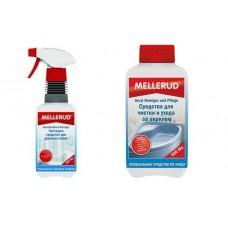 Набор чистящих средств для душевых кабин MELLERUD