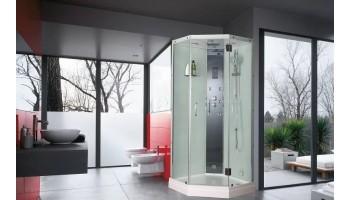 Обустраиваем ванную комнату душевой кабиной