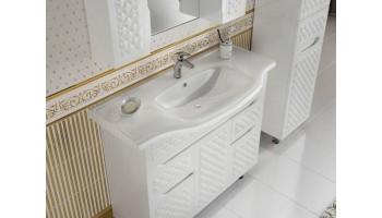 Все о мебели для ванной АКВА РОДОС