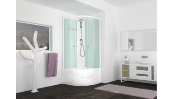 Интернет магазин сантехники - Душевая кабина своими руками в маленькой ванной