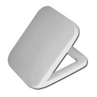 Крышка-сиденье VitrA Water Jewels 59-003-009 с микролифтом, петли хром