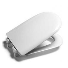 Крышка-сиденье Roca Giralda ZRU9000047 с микролифтом, петли хром