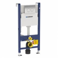 Монтажный элемент Geberit Duofix Basic UP100 для подвесного унитаза, глубина 12 см 458.124.21.1