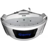 Акриловая ванна GEMY G9019 K 135х135