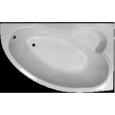 Акриловая ванна Eurolux Спарта 160х100 R
