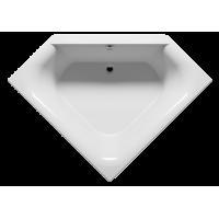 Акриловая ванна RIHO Austin 145x145 без гидромассажа