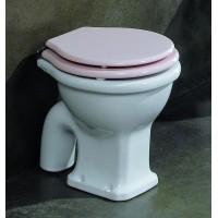 Сиденье для унитаза Valadares CHILDREN, дерево (розовый)