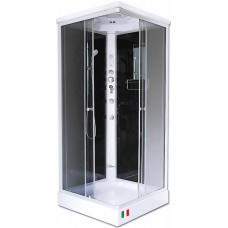 Душевая кабина Maroni Ferrara 90x90 (BLS-010S) стекло прозрачное