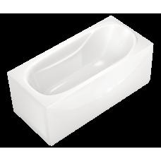 Акриловая ванна DOMANI-Spa Classic 160x70 без гидромассажа