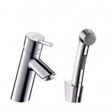 Смеситель для раковины с гигиеническим душем Hansgrohe Talis S2 32140000