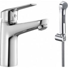 Смеситель Iddis Torr TORSB00i08 для раковины с гигиеническим душем