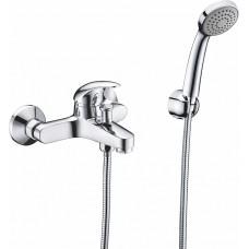 Смеситель Wasserkraft Isen 2601 для ванны с душем
