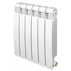 Радиатор алюминиевый Elegance Wave (1 секция)