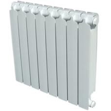 Алюминиевый радиатор SIRA HEATLINE 200 1 секция