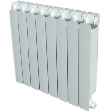 Алюминиевый радиатор SIRA HEATLINE 500 1 секция