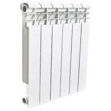 Радиатор алюминиевый ROMMER Profi 350 (AL350-80-80) (1 секция)