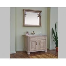 Мебель для ванной АЛЛИГАТОР Classic ALC 100А (цвет 1015)
