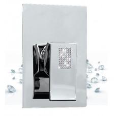 Встраиваемый смеситель для душа MAIER Surf Diamond