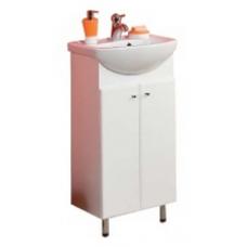 Мебель для ванной АКВАТОН Мира 45 белый 1044-1