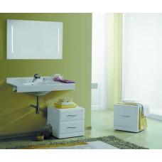 Мебель для ванной АКВАТОН Отель 80 (белый) 6-R.01.01