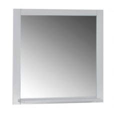 Зеркало АСБ Мебель Римини 80 (белый)