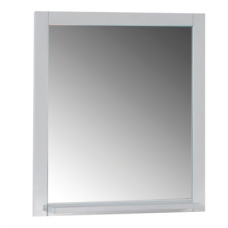 Зеркало АСБ Мебель Римини 60 (белый)