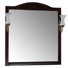 Зеркало АСБ Мебель Флоренция 85 (бук тироль)