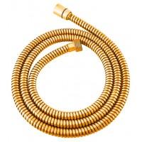 Душевой шланг Caprigo 99-317-oro (170см) золото