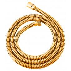 Душевой шланг Caprigo 99-312-oro (120см) золото