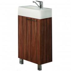Мебель для ванной АКВАТОН Эклипс 46 Н (эбони темный) 1286-1.123