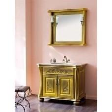 Мебель для ванной АЛЛИГАТОР Classic ALC 90Е (цвет золото)