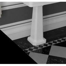 Пьедестал для раковины NEOCLASSICA (черный) 16200482