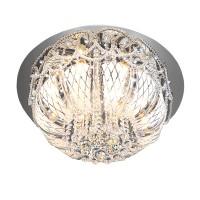 Люстра Буше 1-0750-10-CR-LED Y E14