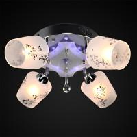 Люстра Универсал 1-9500-4-CR-LED Y E14