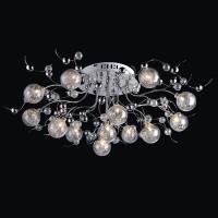 Люстра Геометрия 1-1700-13-CR-LED Y G4