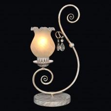 Настольная лампа Классика 5-4210-1-WHS E14