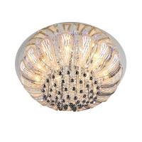 Люстра Буше 1-0730-10-CR-LED Y E14