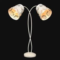 Настольная лампа Модерн 5-4961-2-WH E14