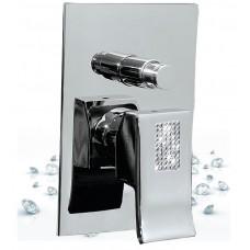 Смеситель встраиваемый для ванны и душа MAIER Surf Diamond