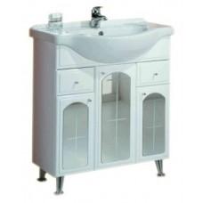 Мебель для ванной АКВАТОН Эмилья 75 (белый) 568-1