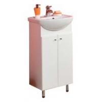 Мебель для ванной АКВАТОН Мира 45 (белый) 1044-1