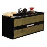 Мебель для ванной АКВАТОН Мурано 105 (черный)