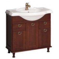 Мебель для ванной АКВАТОН Наварра 85 (орех) 1385-1.M01