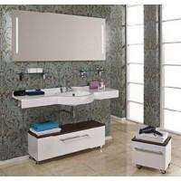 Мебель для ванной АКВАТОН Отель 150 (белый) 13-R.01.01K