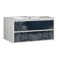 Мебель для ванной АКВАТОН Римини 100 (ажур) 1A134501RNS10