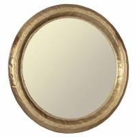 Зеркало АКВАТОН Андорра 75 (золото) 1AX001MRXX000