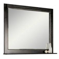 Зеркало АКВАТОН Жерона 105 (черное серебро) 1A158802GEM50