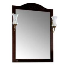 Зеркало АСБ Мебель Флоренция 65 (бук тироль)