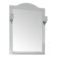 Зеркало АСБ Мебель Флоренция 65 (белое)